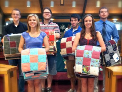 Wrapped in Love – A Saint Paul's Milestone Ministry